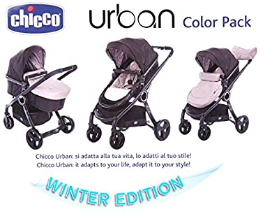 Chicco Color Pack Urban - Set de accesorios