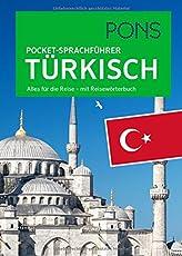 PONS Pocket-Sprachführer Türkisch: Alles für die Reise - mit Reisewörterbuch