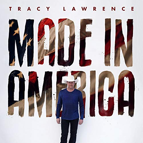 Made In America (Tracy Lawrence-cd)