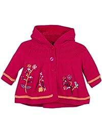 Catimini Baby Girls' Mant Tricot Cap Coat