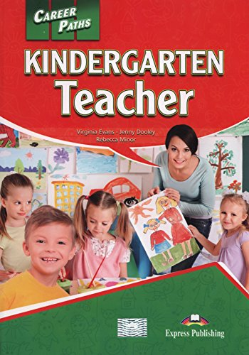 Career Paths Kindergarten Teacher por Evans Virginia