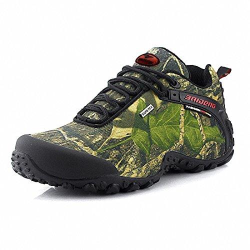 Botas de Camuflaje para Hombres. Bota estilo Trail para caminar por el campo o la ciudad.