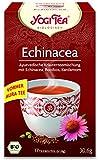 Yogi Tee BIO Echinacea Aura Tee, 17 Btl. à 1,8g (frachtfreie Lieferung innerhalb Deutschlands ab 20 EUR Einkaufswert)