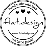 flat.design Handytasche