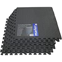 24 SQ FT INTERLOCKING FOAM MATS TILES