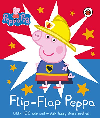 Peppa Pig: Flip-Flap Peppa: With 100 Mix and -