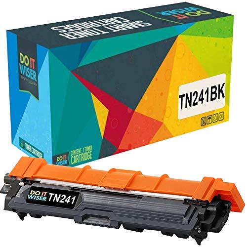 Do it Wiser Kompatible Toner als Ersatz für Brother TN245 TN246 MFC-9332CDW MFC 9142CDN DCP 9022CDW HL-3142CW HL-3152CDW HL-3172CDW MFC-9330CDW HL-3140CW DCP-9020CDW MFC-9140CDN (5er-Pack)