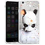 Apple iPhone 6 Hülle Silikon Case Schutz Cover Cro Merchandise Fanartikel Panda Banda