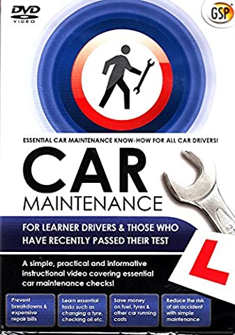 Car Maintenance for Learner Drivers & Those Who Have Recently Passed the Test