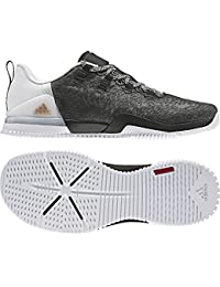 outlet store f1044 e51c6 adidas CrazyPower TR W - Zapatillas de Deporte para Mujer, Negro - (Negbas