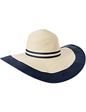 Joules Mandy, Sombrero para Mujer, Yellow (French Navy), Talla Única