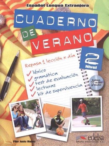 Cuaderno de verano. Nivel 2. Con CD Audio. Per la Scuola media:...