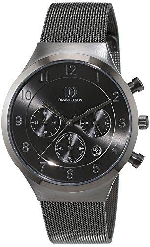 Danish Design uomo-Orologio da polso al quarzo in acciaio inox 3314491