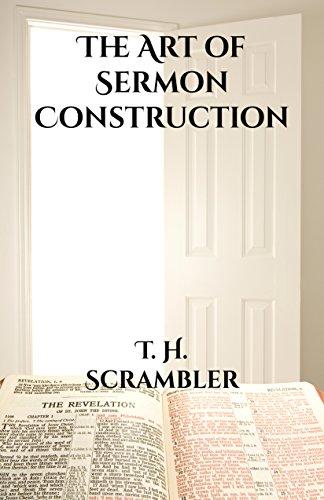 the-art-of-sermon-construction-english-edition