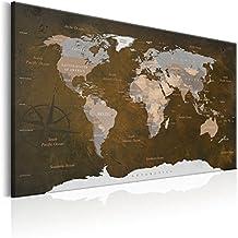 Cuadros mapamundi - Cuadro mapamundi ikea ...