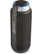 Envent LiveFree 590 ET-BTSP590 Wireless Portable Bluetooth Speakers (Black)