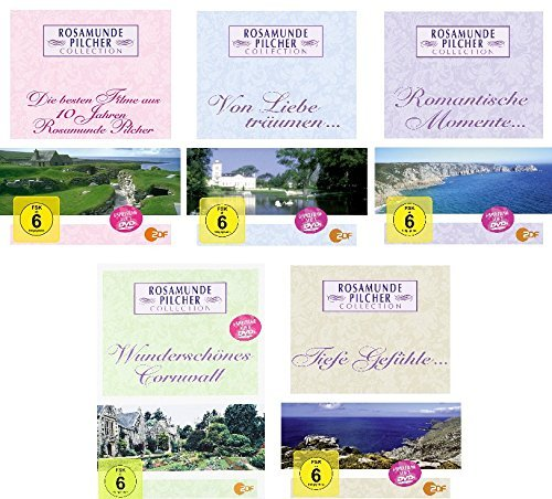 Rosamunde Pilcher Collection - Box 1-5 (16 DVDs)