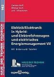 Image de Elektrik/Elektronik in Hybrid- und Elektrofahrzeugen und elektrisches Energiemanagement VI