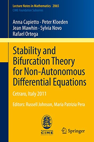 Stability and Bifurcation Theory for Non-Autonomous Differential ...