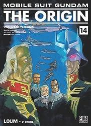 Mobile Suit Gundam - The origin Vol.14