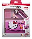 Nintendo 3DS - Zubehör-Set 'Essential Hello Kitty' Pink (3DS/DSi)