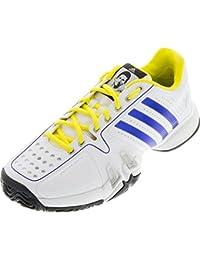 best service 8aa7e 4aca6 adidas , Herren Tennisschuhe Weiß WhiteCollegiate RoyalBright Yellow