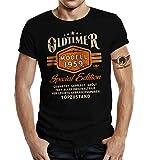 Geschenk T-Shirt zum 60. Geburtstag: Oldtimer Baujahr 1959 4XL