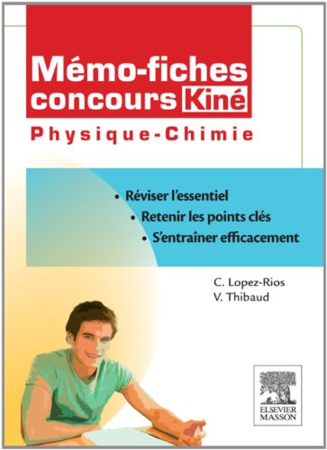 Mmo-fiches concours Kin Physique - Chimie