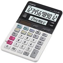 Casio JV-220-S-EH Calculatrice de Poche Blanc/Noir