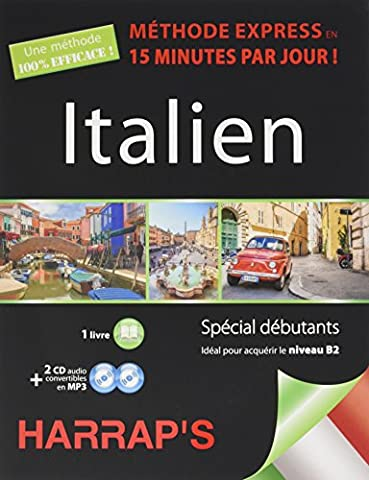 Coffret Italien (2CD audio)