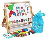 Toys of Wood Oxford Caballete Infantil - Aprende a Escribir Mientras...