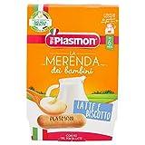 Plasmon Merenda Latte Biscotto - 240gr