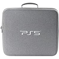 MrDeal Storage Bag for PS5, Carrying Case for PS5, Travel Bag for PS5, Carrying Case for PS5 Hard Shell, PS5 Travel Bag…