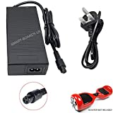 42V 2.0A Battery Charger for Swegway Smart Balance Scooter