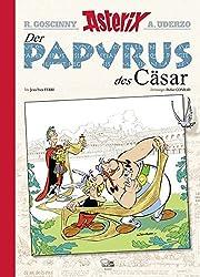 Asterix 36 Luxusedition: Der Papyrus des Cäsar
