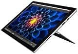 Microsoft Surface Pro 4 12.3-Inch LED Convertible Tablet-PC - (Silver) (Intel M3-6Y30, 4 GB RAM, 128 GB SSD, Windows 10 Professional)