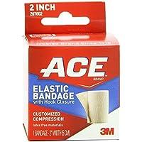 ACE 207602 Elastische Bandage mit Klettverschluss - Breite-2 Zoll Breite preisvergleich bei billige-tabletten.eu