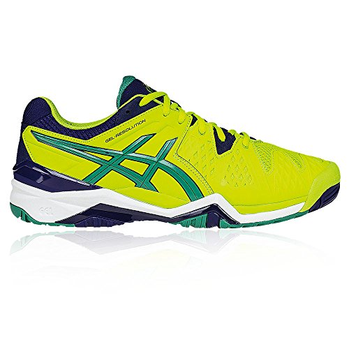 Asics Gel-Resolution 6 Zapatilla Indoor S - 40