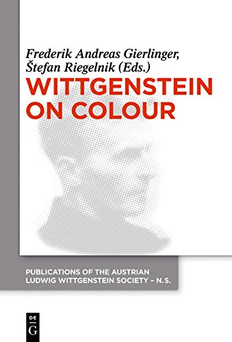 Wittgenstein on Colour (Publications of the Austrian Ludwig Wittgenstein Society – New Series Book 21) (English Edition)