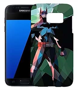 XUWAP 3D Printed Designer Hard Back Case For Samsung Galaxy S7 Design-10146