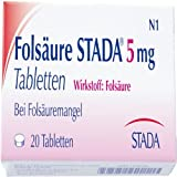 Folsäure STADA® 5 mg Tabletten