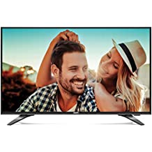 Sanyo 108.2 cm (43 Inches) Full HD IPS LED TV XT-43S7200F (Dark Grey)