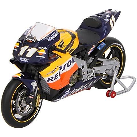 Modellino Motocicletta Honda RC211V Tohru Ukawa 2002 Scala 1:12 Model 122027111