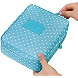 House Of Kart Toiletry Bag Wash Bag Multifunction Cosmetic Bag Portable Makeup Pouch Waterproof Travel Organizer...