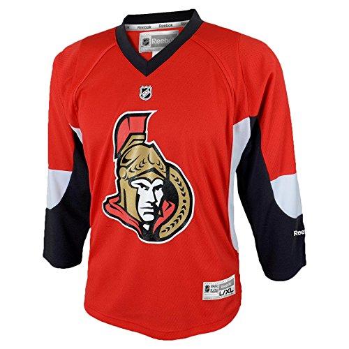 NHL Ottawa Senatoren 8-20Youth Replica Jersey, Ottawa Senatoren, L/XL Nhl Jersey Fall