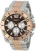 Akribos AK639TTR - Reloj para hombres de Akribos