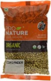 #9: Pro Nature 100% Organic Coriander Whole, 100g