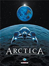 Arctica T05: Destination terre