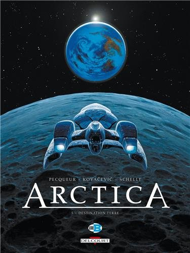 Arctica T05: Destination terre