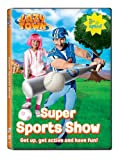 Lazy Town: Super Sports Show W/Fitness Dvd [Import]
